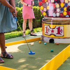 Things to do in Olathe, KS for Kids: Art Course (Mini Golf) , The Nelson-Atkins Museum of Art