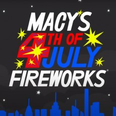 [National] Watch Macy's 4th of July Fireworks