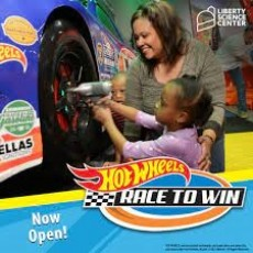 Things to do in Westfield-Clark, NJ for Kids: Hot Wheels; Race To Win!, Liberty Science Center