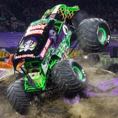 Things to do in Westfield-Clark, NJ for Kids: Monster Jam, Prudential Center