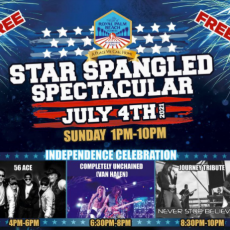 Star Spangled Spectacular (Music, Games, Food and Fireworks)