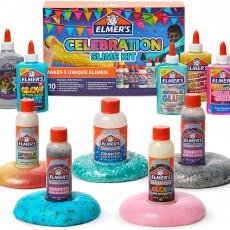 Elmer's Celebration Slime Kit