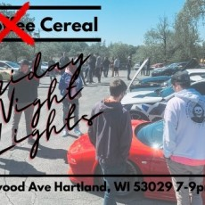 Friday Night Light (Cars, Coffee & Cereal)
