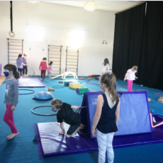 Things to do in Bend, OR for Kids: Circus Ninja Summer Camp, Tula Movement Arts