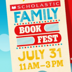 Things to do in Hulafrog at Home for Kids: Check out the Scholastic Family Book Fest, Scholastic Book Clubs