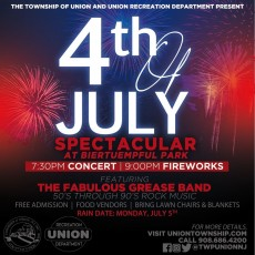 4th of July Fireworks Spectacular & Festivities