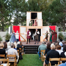Things to do in Bend, OR for Kids: Theater in the Park, Lay It Out Events
