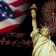 4th of July Firework Show & Celebration