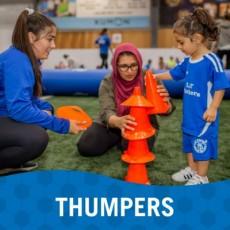 Thumpers - Ages 2-3 - Parent & Child