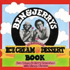 Ben & Jerry's Ice Cream & Dessert Book