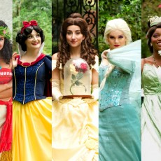 Things to do in Oklahoma City South, OK for Kids: Oklahoma City Fairytale Ball, Character Connection Co.