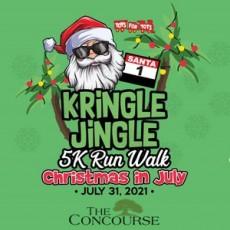 Toys for Tots Kringle Jingle 5K Run/Walk