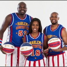 Things to do in Cape May County, NJ for Kids: The Harlem Globetrotters, The Wildwoods Convention Center