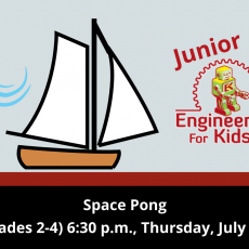Things to do in Main Line, Pa: Junior Engineering For Kids- Spinner & Sail Boat