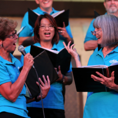 Arlington Heights-Palatine IL Events: 2021 Sounds of Summer Concert Series:Allegro Community Chorus