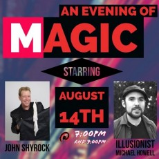 Things to do in Casa Adobes-Oro Valley, AZ for Kids: An Evening Of Magic, The Screening Room