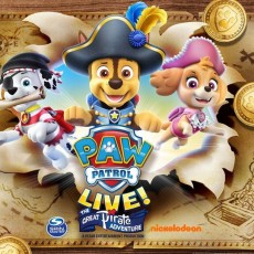 Things to do in Towson, MD for Kids: PAW Patrol Live! The Great Pirate Adventure, Hippodrome Theatre at the France-Merrick Performing Arts Center