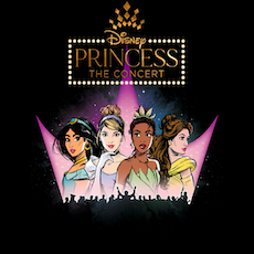 Things to do in Birmingham, AL for Kids: Disney Princess - The Concert, The BJCC
