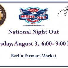 Things to do in Deptford-Monroe Township, NJ: National Night Out