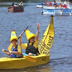 Things to do in Martin County-Port St Lucie, FL for Kids: Inaugural Cardboard Regatta, YMCA of the Treasure Coast