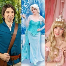 Things to do in Towson, MD for Kids: Enchanted Friends Soiree!, The Enchanted Teapot