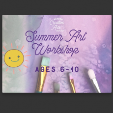 Things to do in Warwick, RI: Summer Art Workshop:: Lovely Landscapes (Ages 6-10)