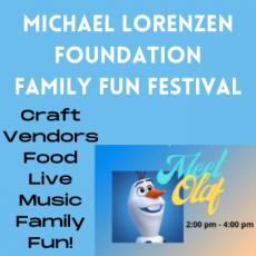 Things to do in Warwick, RI for Kids: Michael Lorenzen Foundation Family Fun Festival & Vendor Event, Michael Lorenzen Foundation