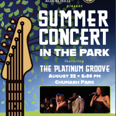 Things to do in Thousand Oaks, CA for Kids: Summer Concert in the Park, City of Agoura Hills - Government