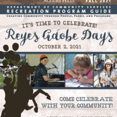 Things to do in Thousand Oaks, CA for Kids: Reyes Adobe Days , City of Agoura Hills - Government