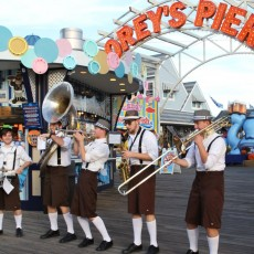 Things to do in Cape May County, NJ for Kids:  Morey's Piers Oktoberfest *Hours Vary, Morey's Piers & Beachfront Water Parks