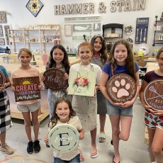 Things to do in Warwick, RI: Sunday Funday Kids Wood Workshop!