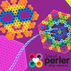 Things to do in Mansfield-Attleboro, MA for Kids: Celebrate National Perler Day, Michaels - Mansfield, North Attleboro & Stoughton