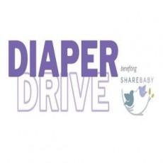 Diaper Drive benefitting ShareBaby