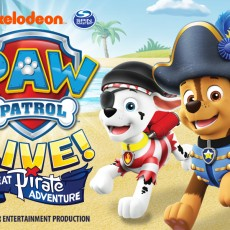 Things to do in The Brunswicks, NJ for Kids: Paw Patrol Live!: The Great Pirate Adventure , New Jersey Performing Arts Center (NJPAC)