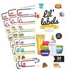 Lil Labels Write-On Waterproof Labels
