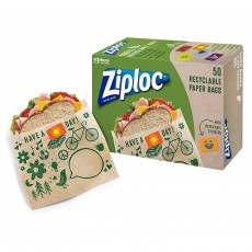 Ziploc Recyclable Paper Bags