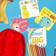 Fun Land Store Lunch Box Notes