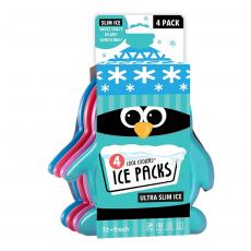 Fit + Fresh Cool Coolers Slim Ice Packs