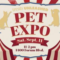 Treats Unleashed Pet Expo