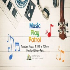 Things to do in Deptford-Monroe Township, NJ: Music Play Patrol