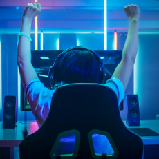 Hulafrog at Home Events: Esports Behind The Scenes