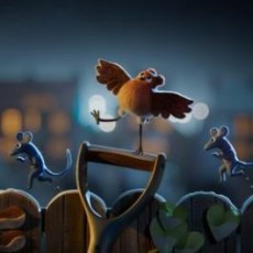 Things to do in Hulafrog at Home for Kids: Watch the Premiere of Robin Robin, Netflix