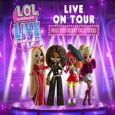 Things to do in Birmingham, AL for Kids: L.O.L. Surprise! Live, The BJCC