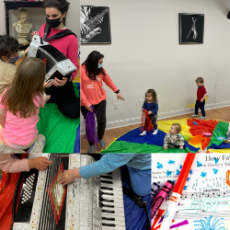 Little Musartist Classes for Toddlers