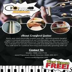 All Instruments Taught! Register today