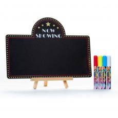 Movie Night Chalkboard Kit