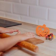 Join a Halloween Baking Class