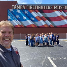 Tampa Firefighters 10th Annual Fire 5K