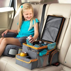 Seat Organizer with Tray & Cooler
