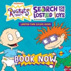 Things to do in Hulafrog at Home: Escape Rugrats: Search for the Losted Toys